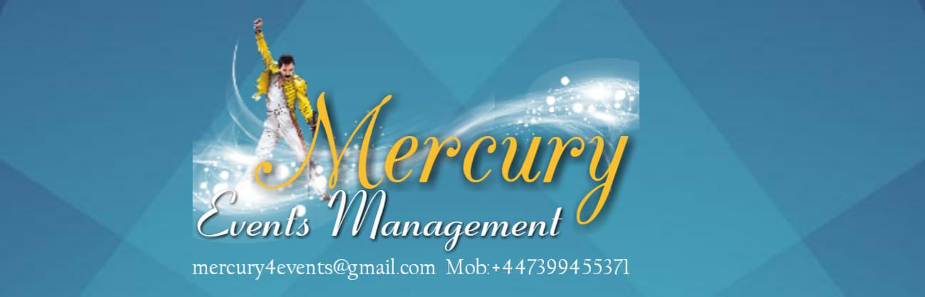 Mercury Events Management