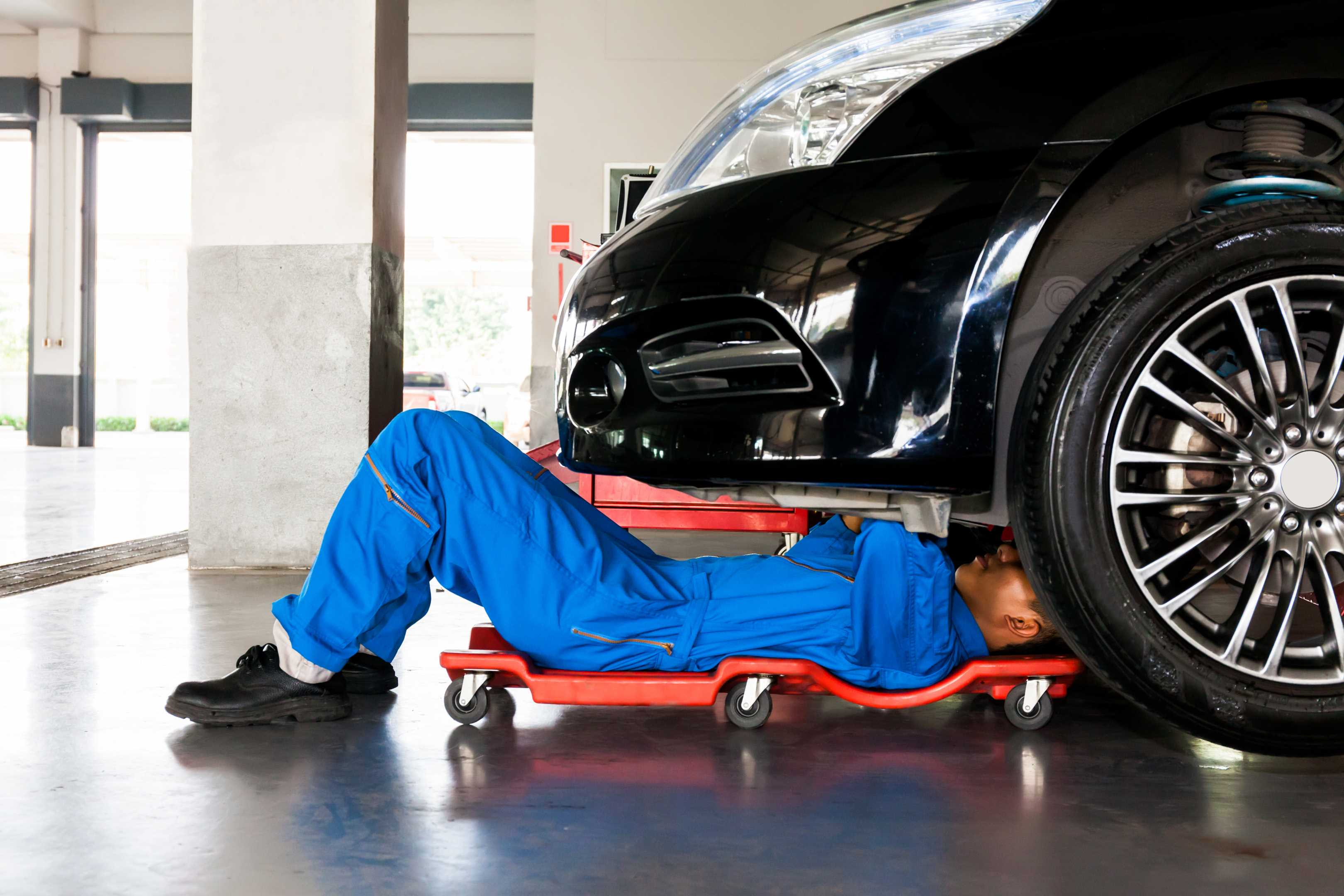 Steering and Suspension Maintenance