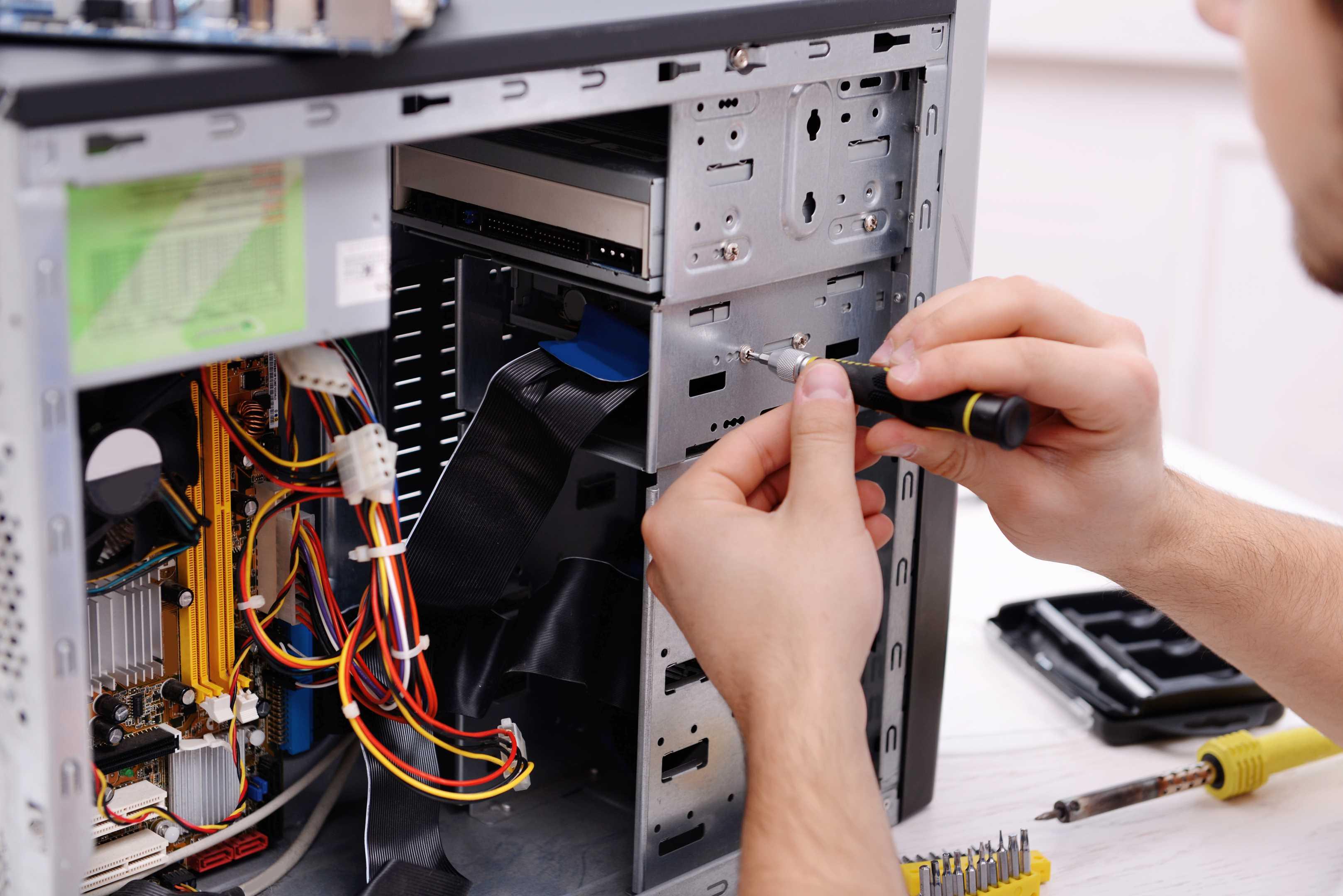 New Computer Installation