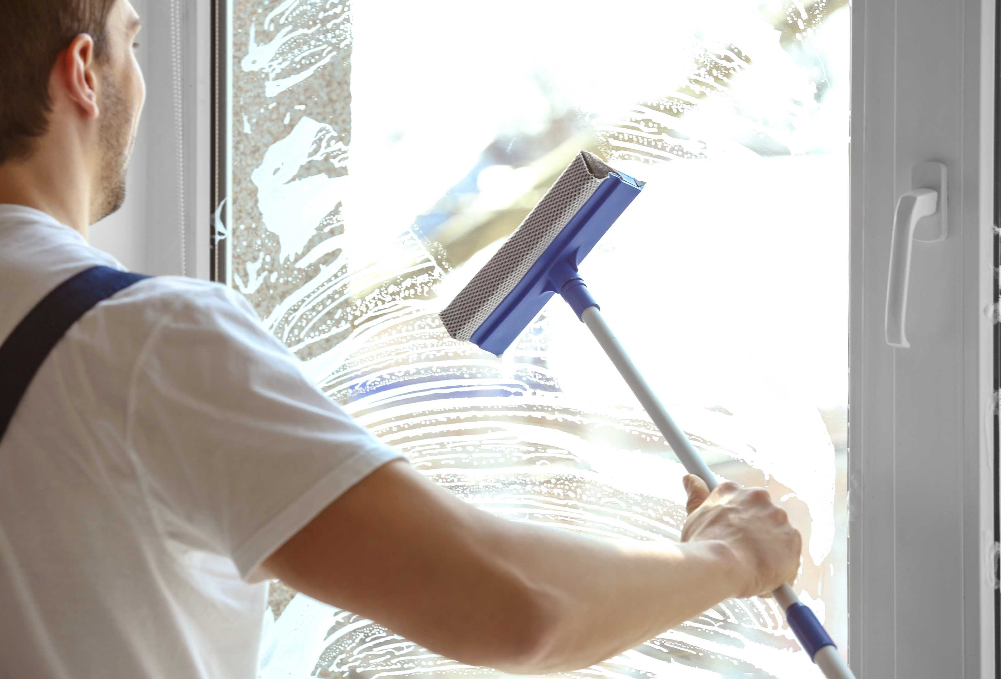 Interior Window Cleaning
