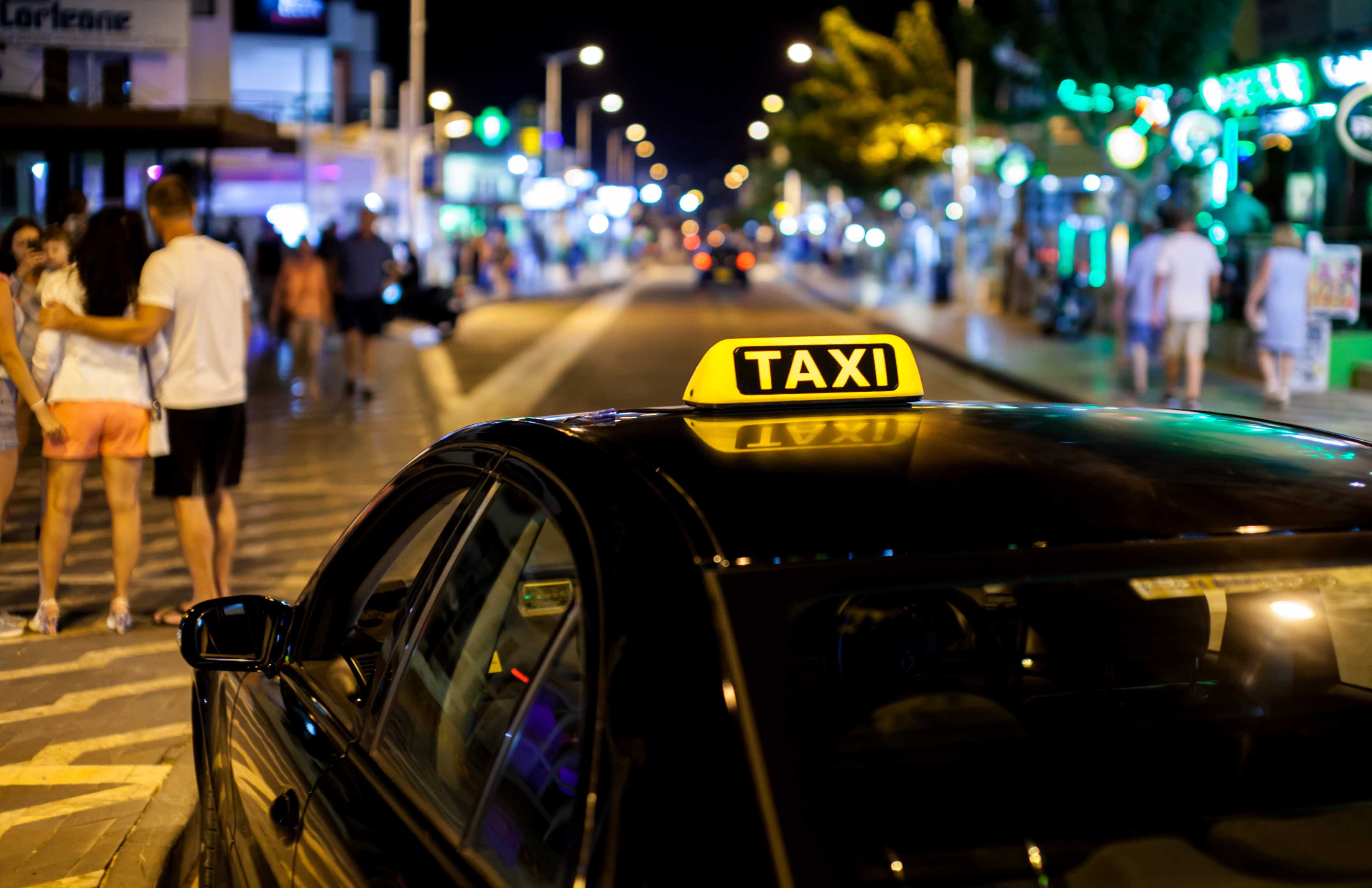Taxi For Heathrow