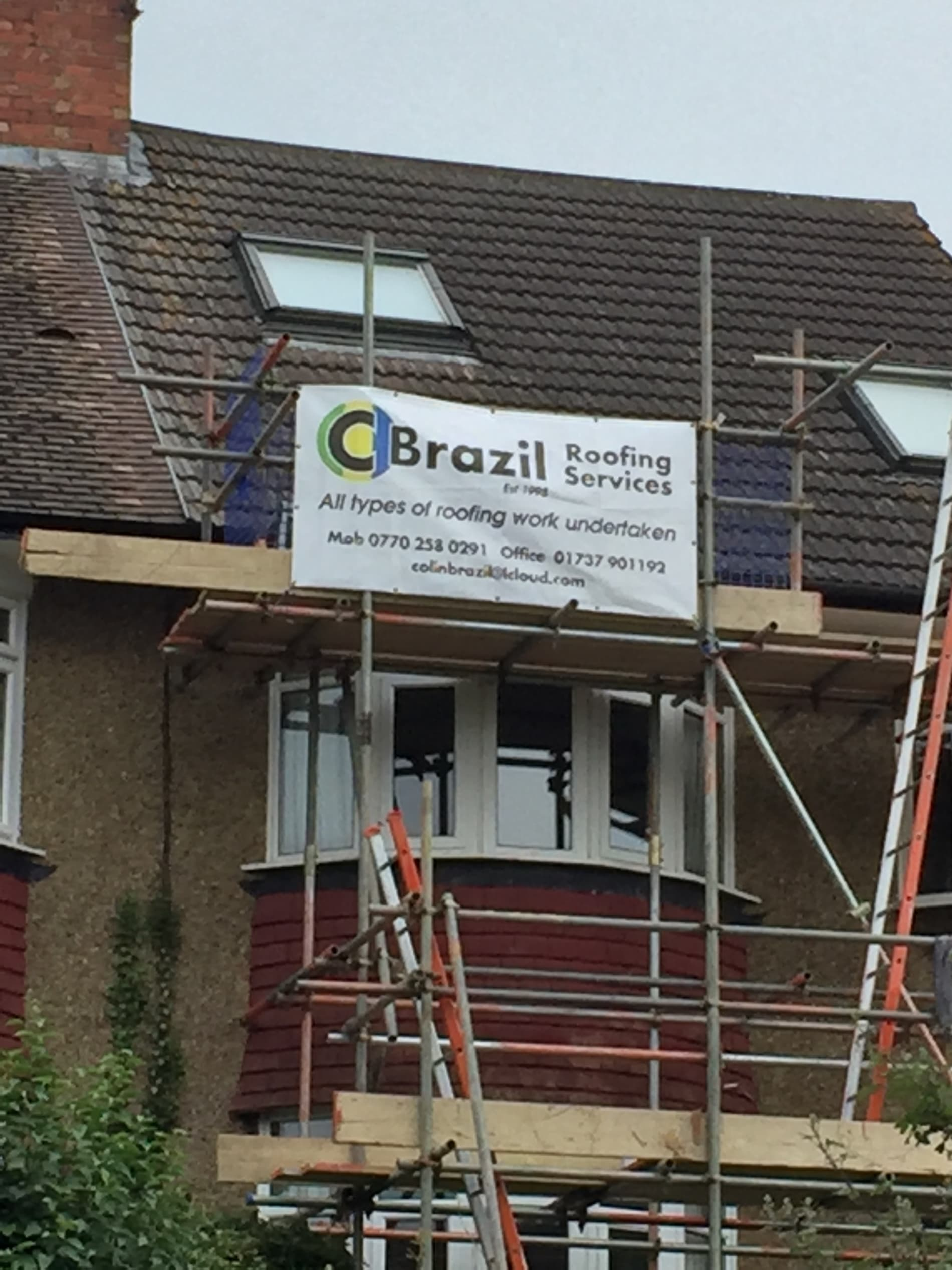 C Brazil Roofing Services