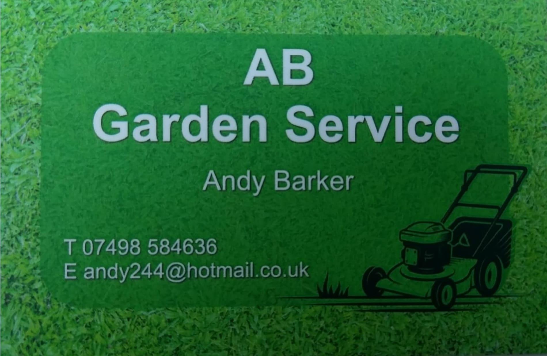 A B Garden Service