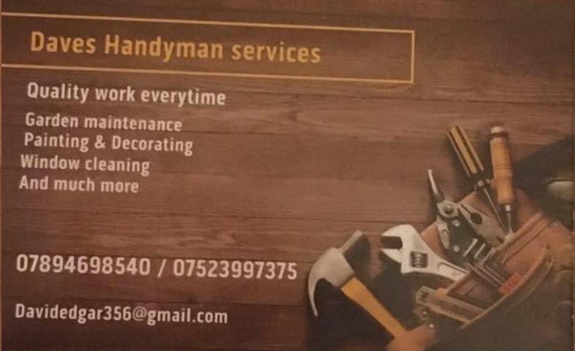 Dave's Handyman Services