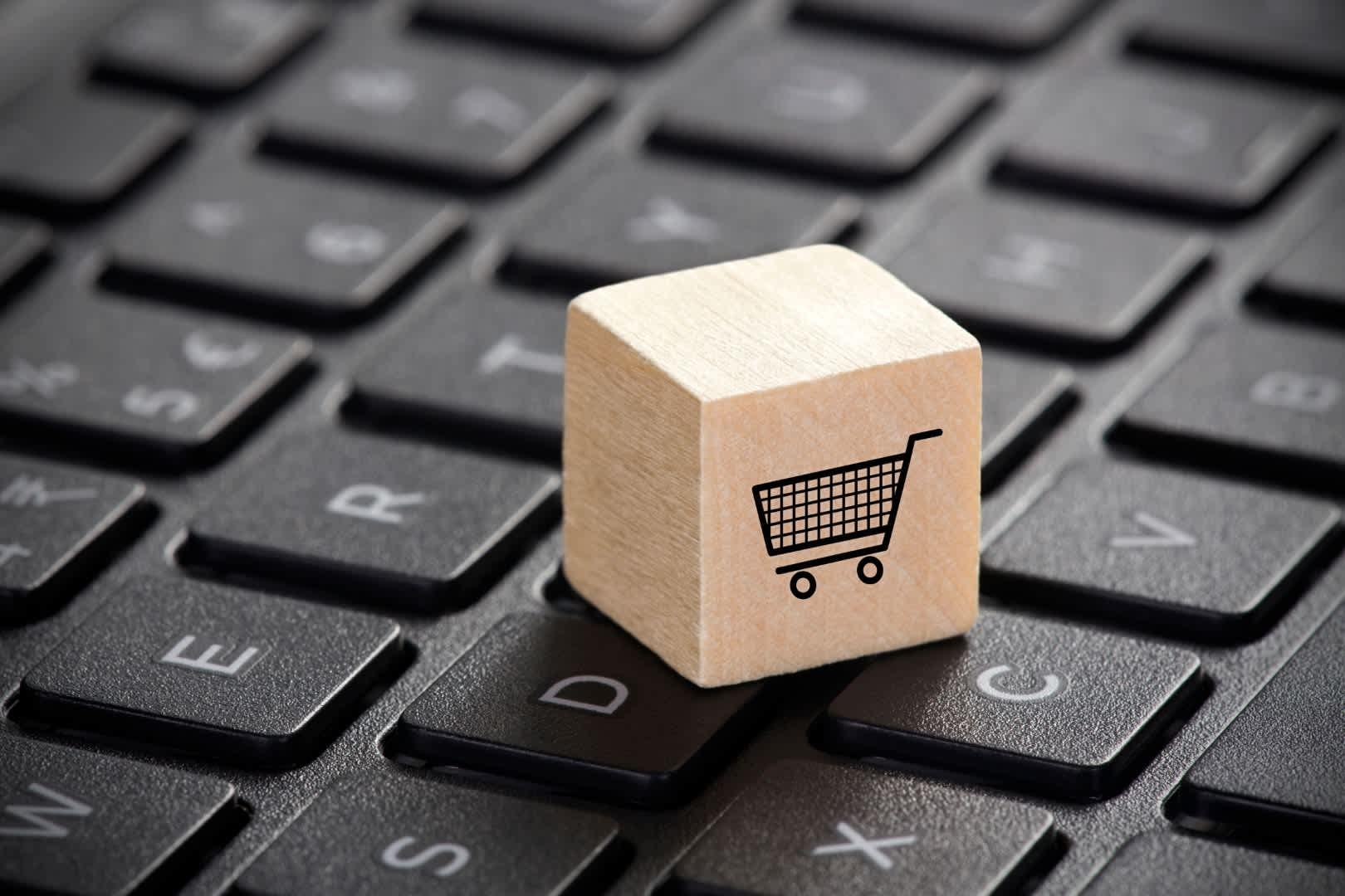Venta online de diferentes productos