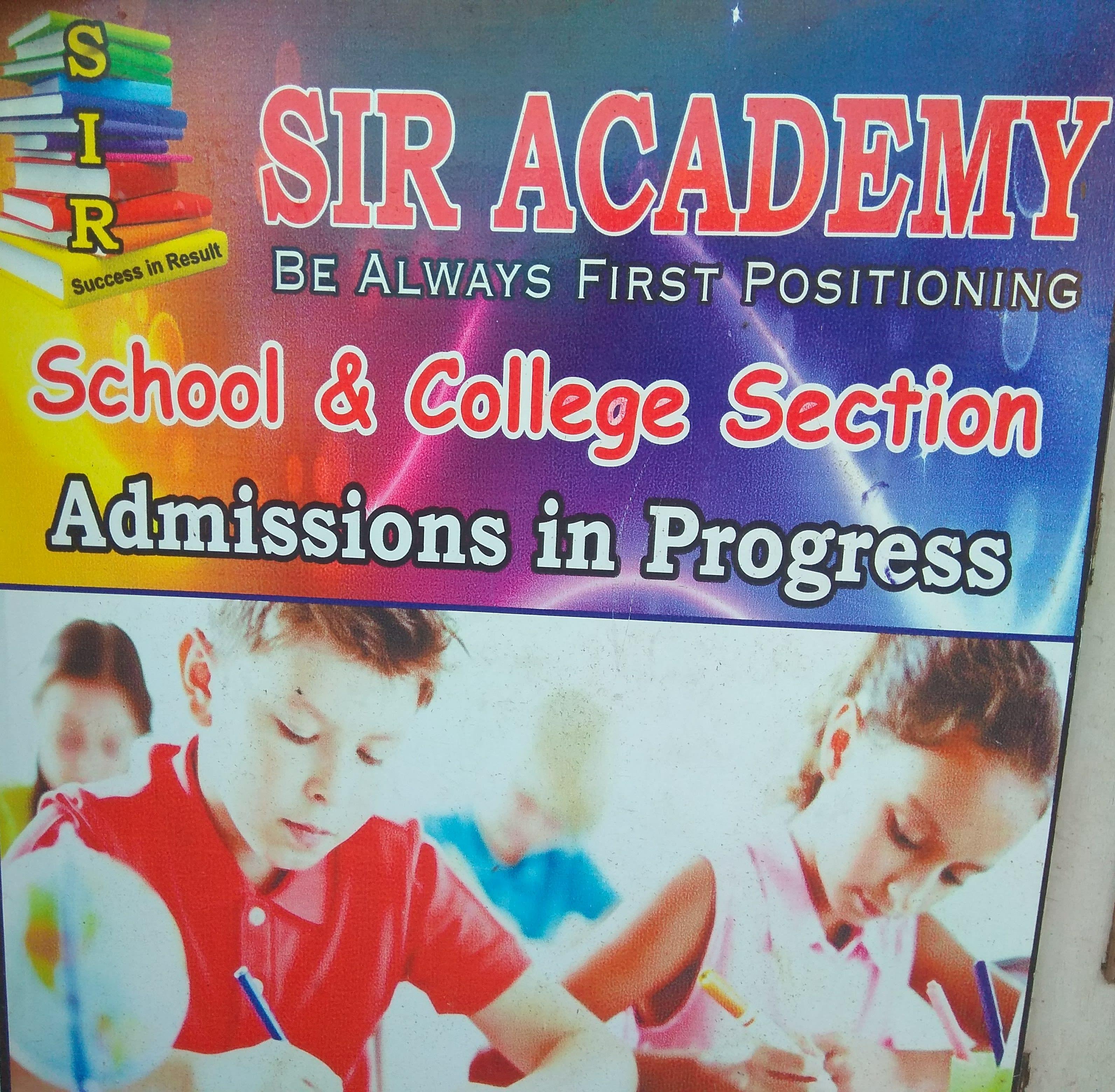 S.I. R. Academy