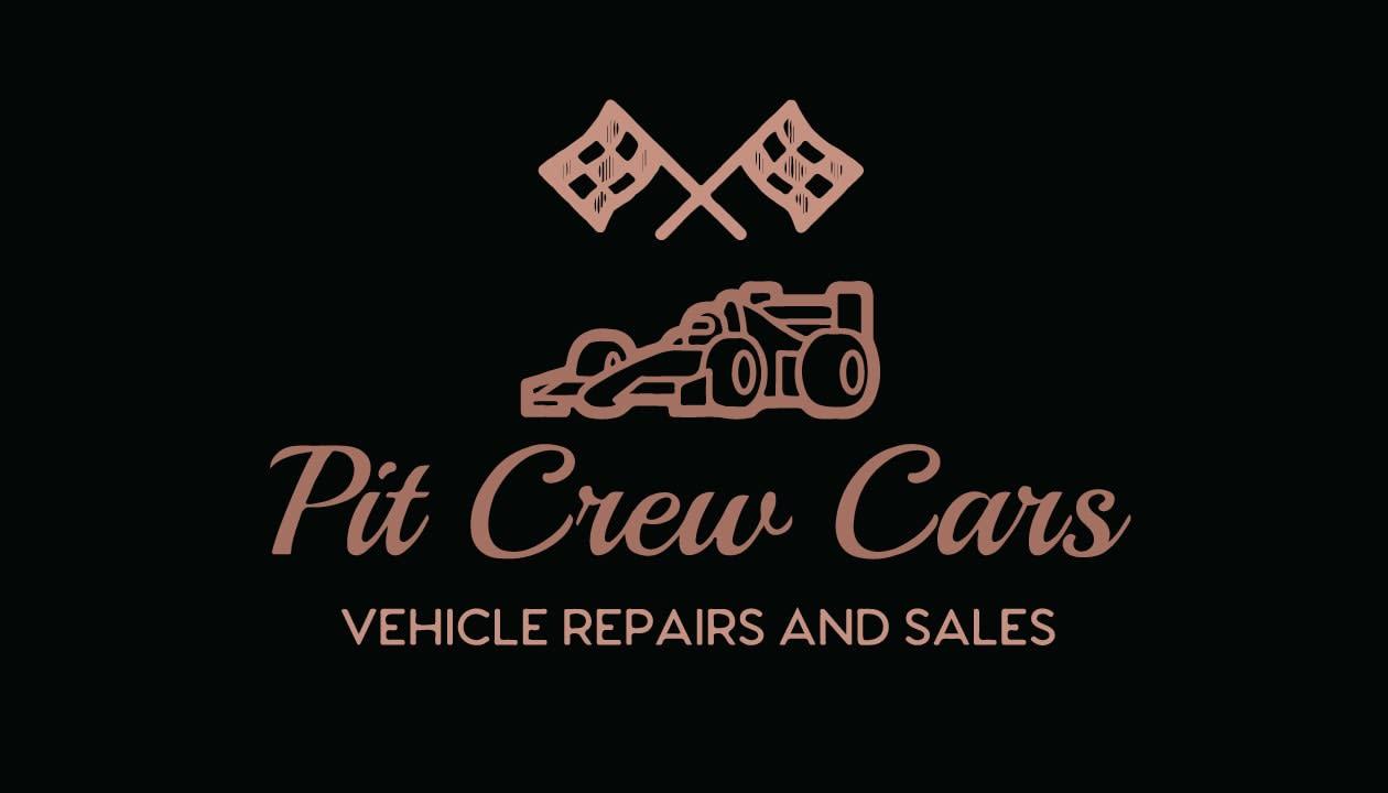 Pit Crew Cars
