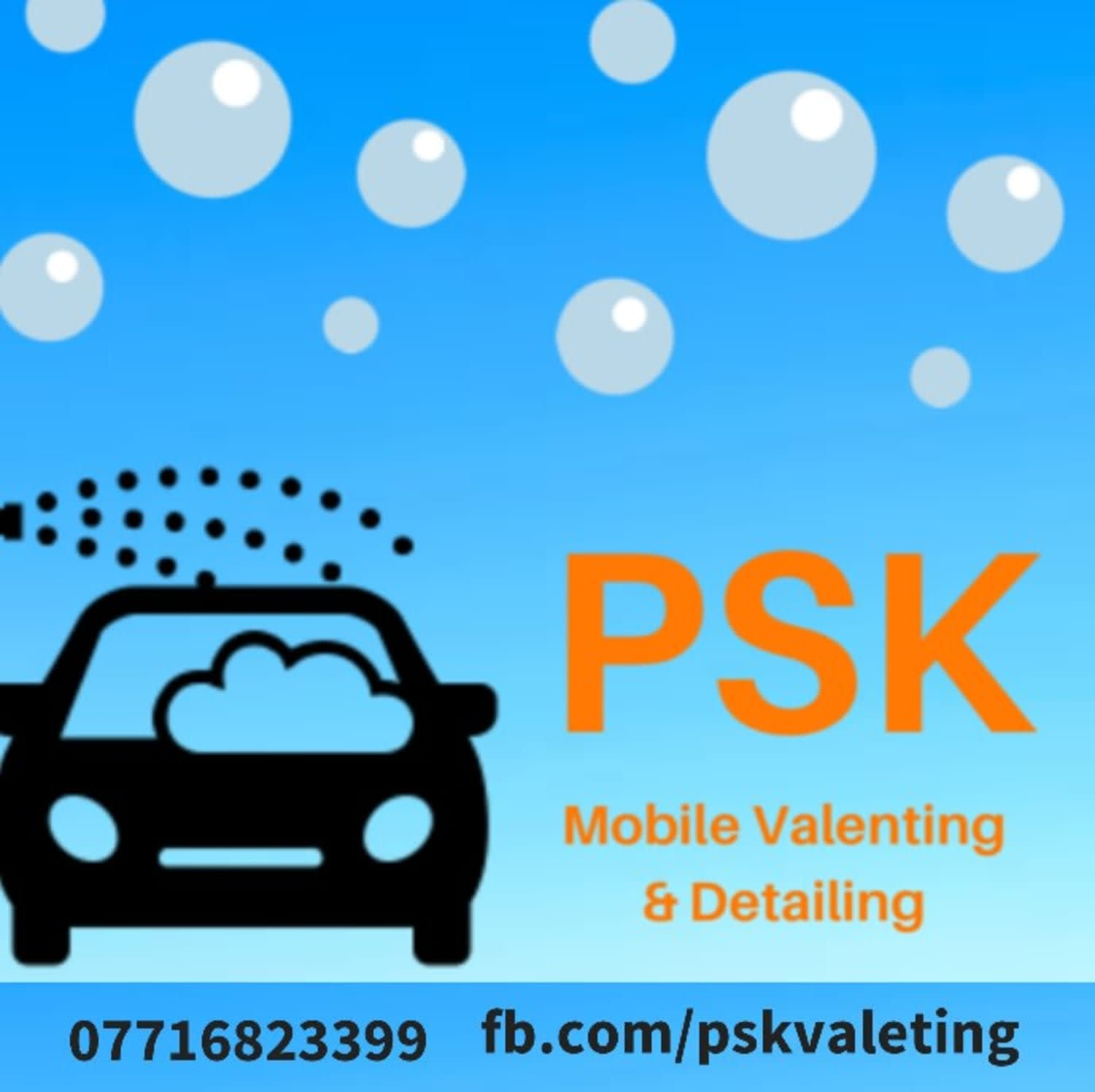 PSK Mobile Valeting & Detailing