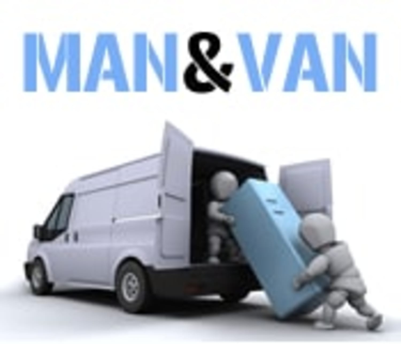 The Bay Man And Van