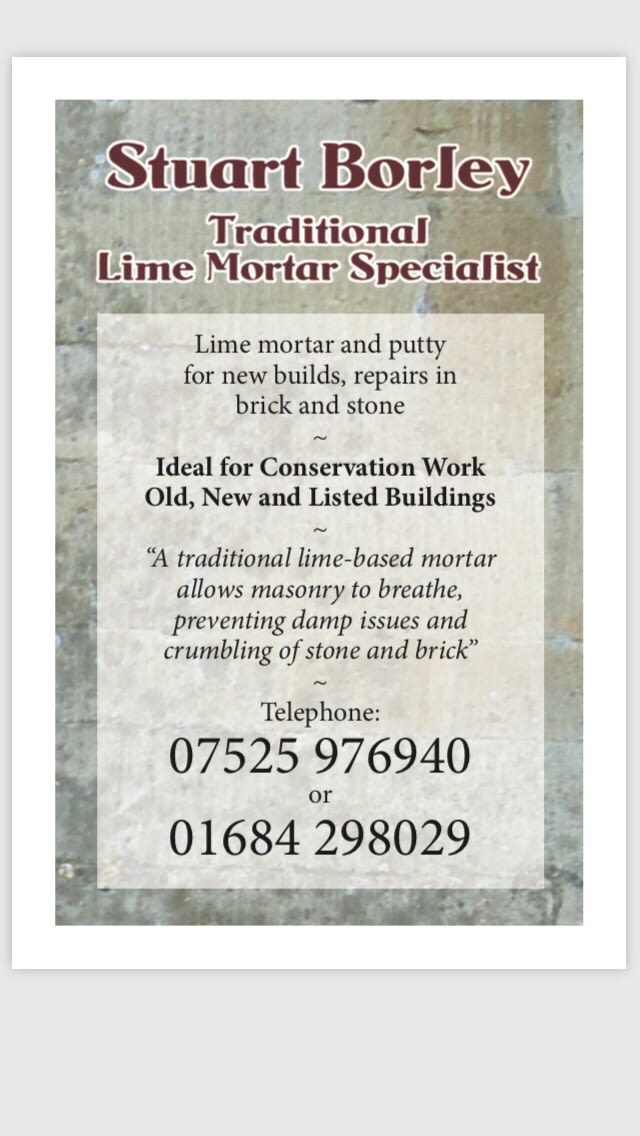 The Lime Mortar Specialist