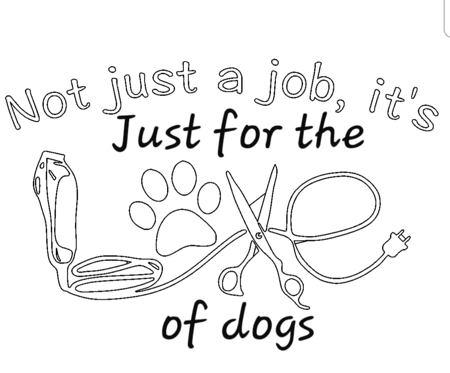 Just For The Love Of Dogs