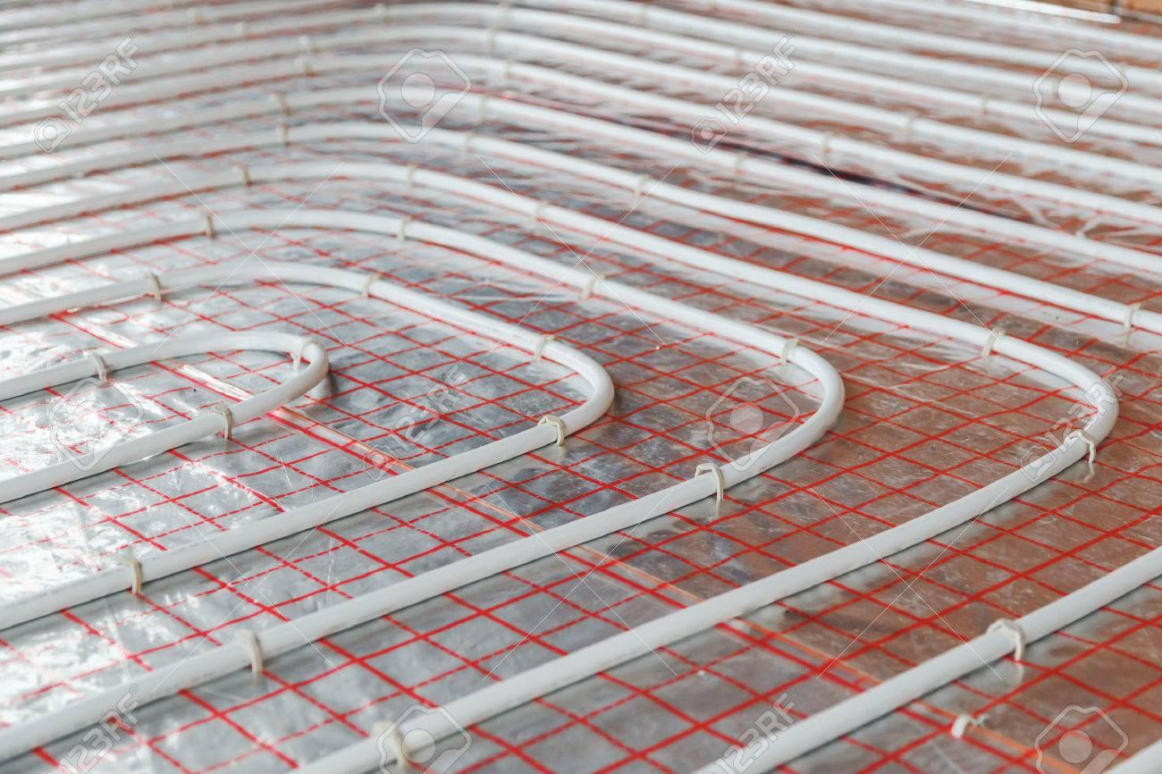 Instalaciones & reparación de suelo radiante