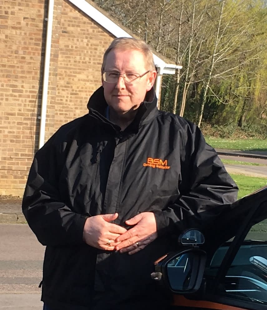 Dave Cooper Driving Instructor