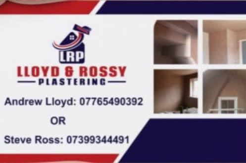 Lloyd & Rossy Plastering