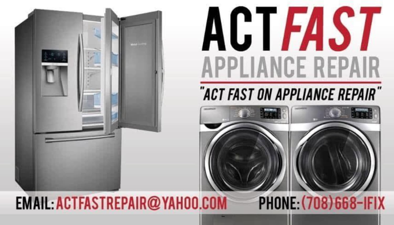 Actfast Appliance Repair