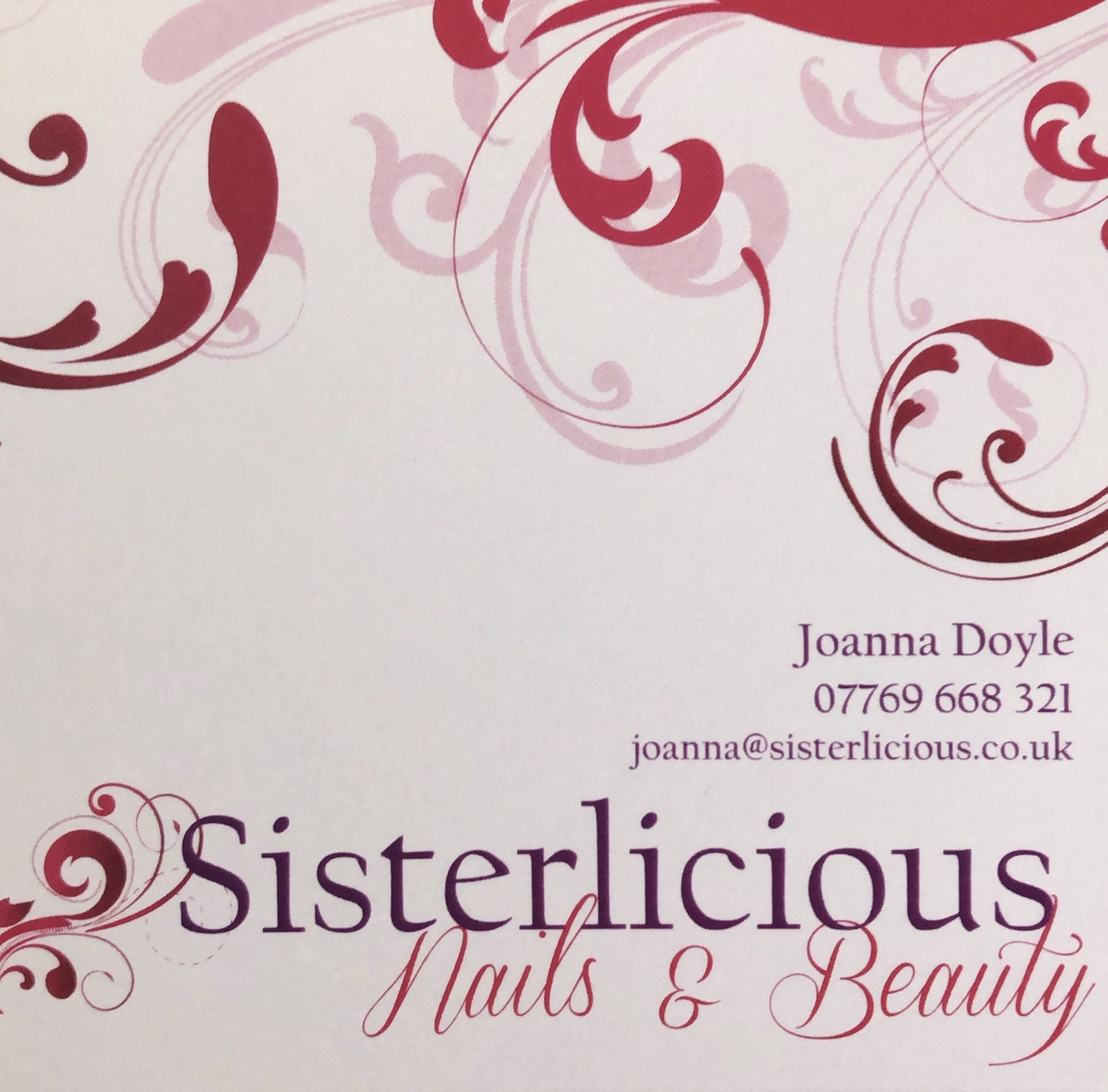 Sisterlicious Nails & Beauty