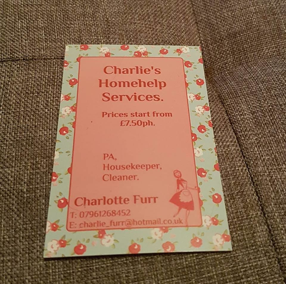 Charlie's Homehelp Services