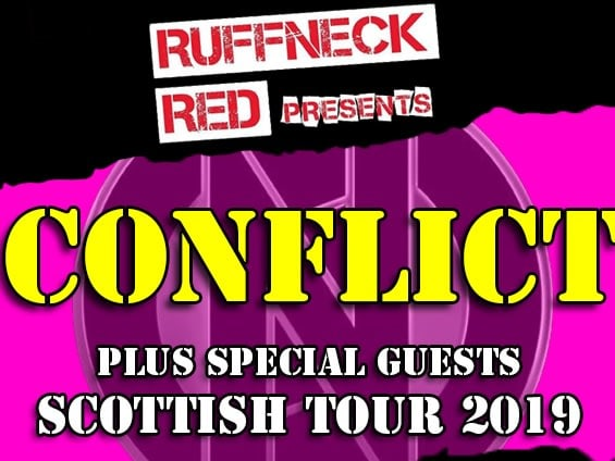 RUFFNECK RED PROMOTIONS.