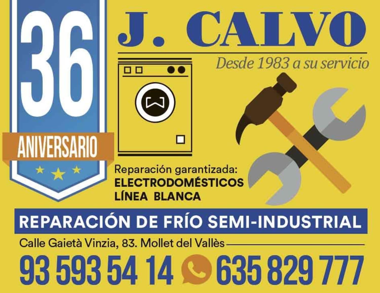 Reparaciones J. Calvo
