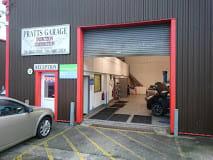 Pratts Garage