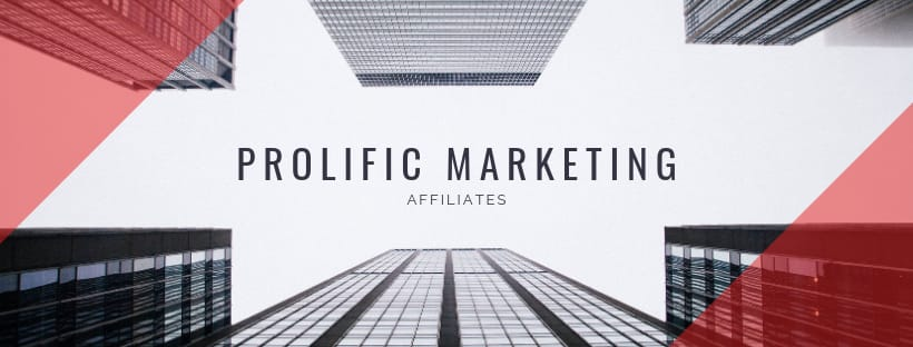 Prolific Marketing Affiliates