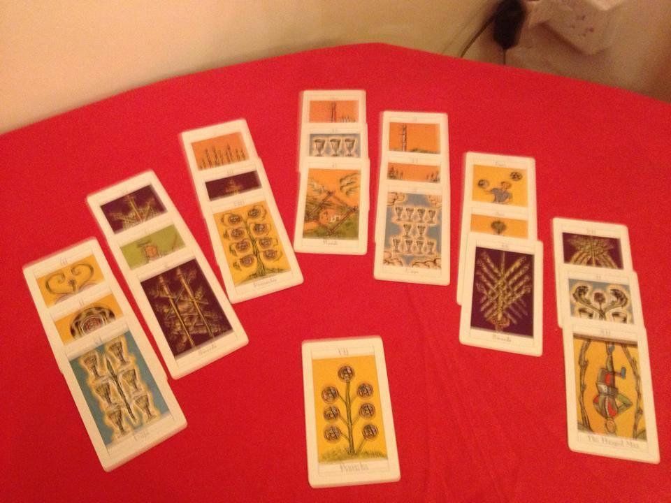 Tarot Reading by Psychic Hefina - Tarot Card Reading in Swindon