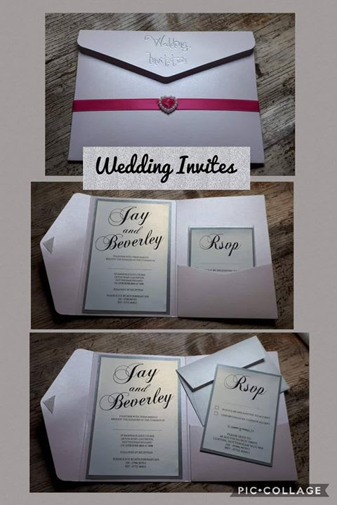 Wedding related items