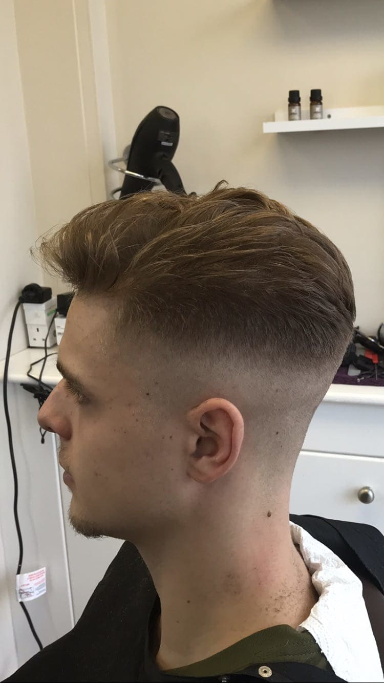 Gent's Dry Haircut