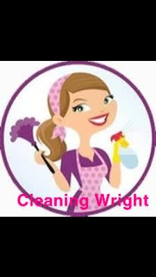 Cleaning Wright
