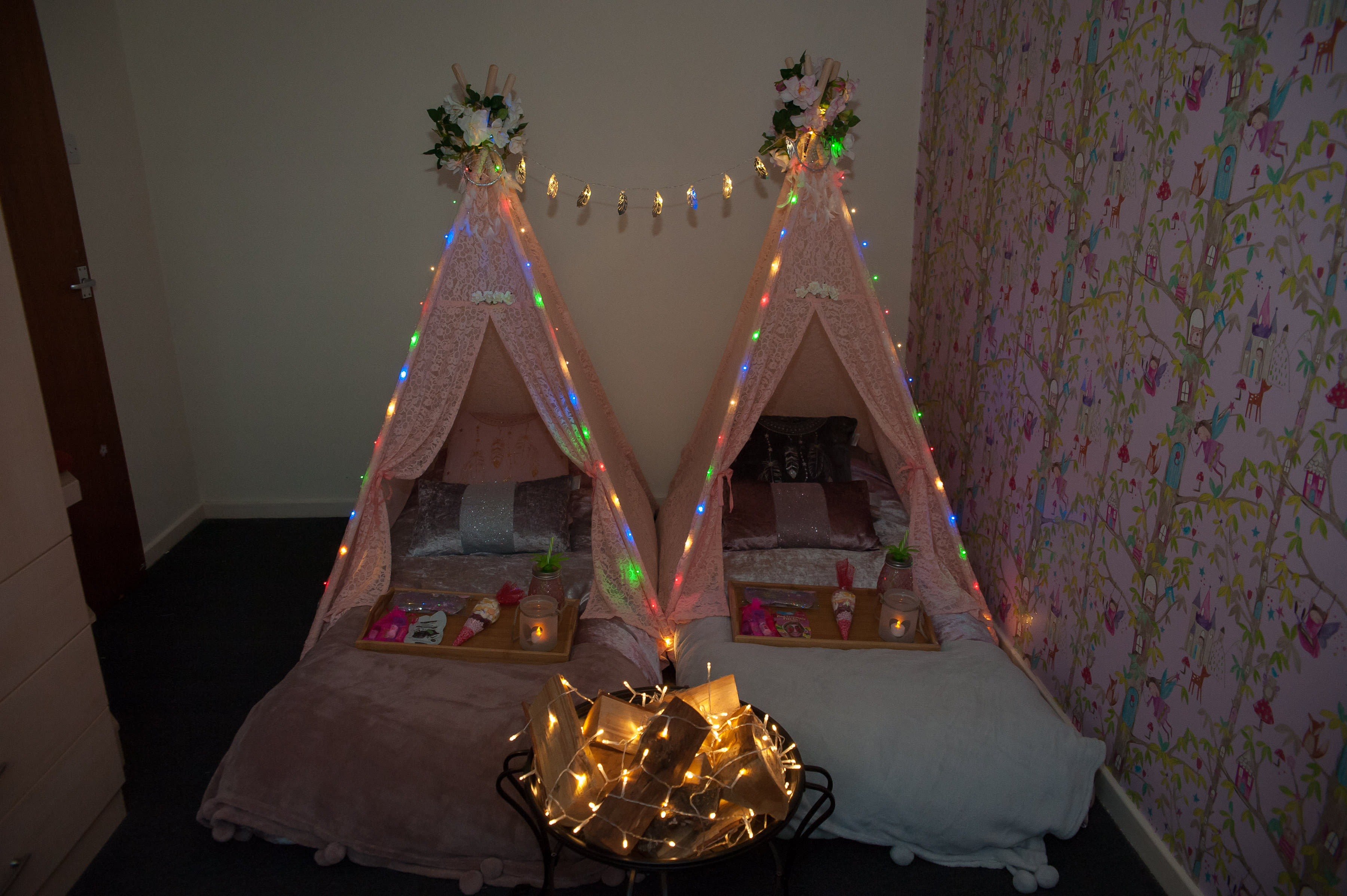 Sleepover Teepee Adventures