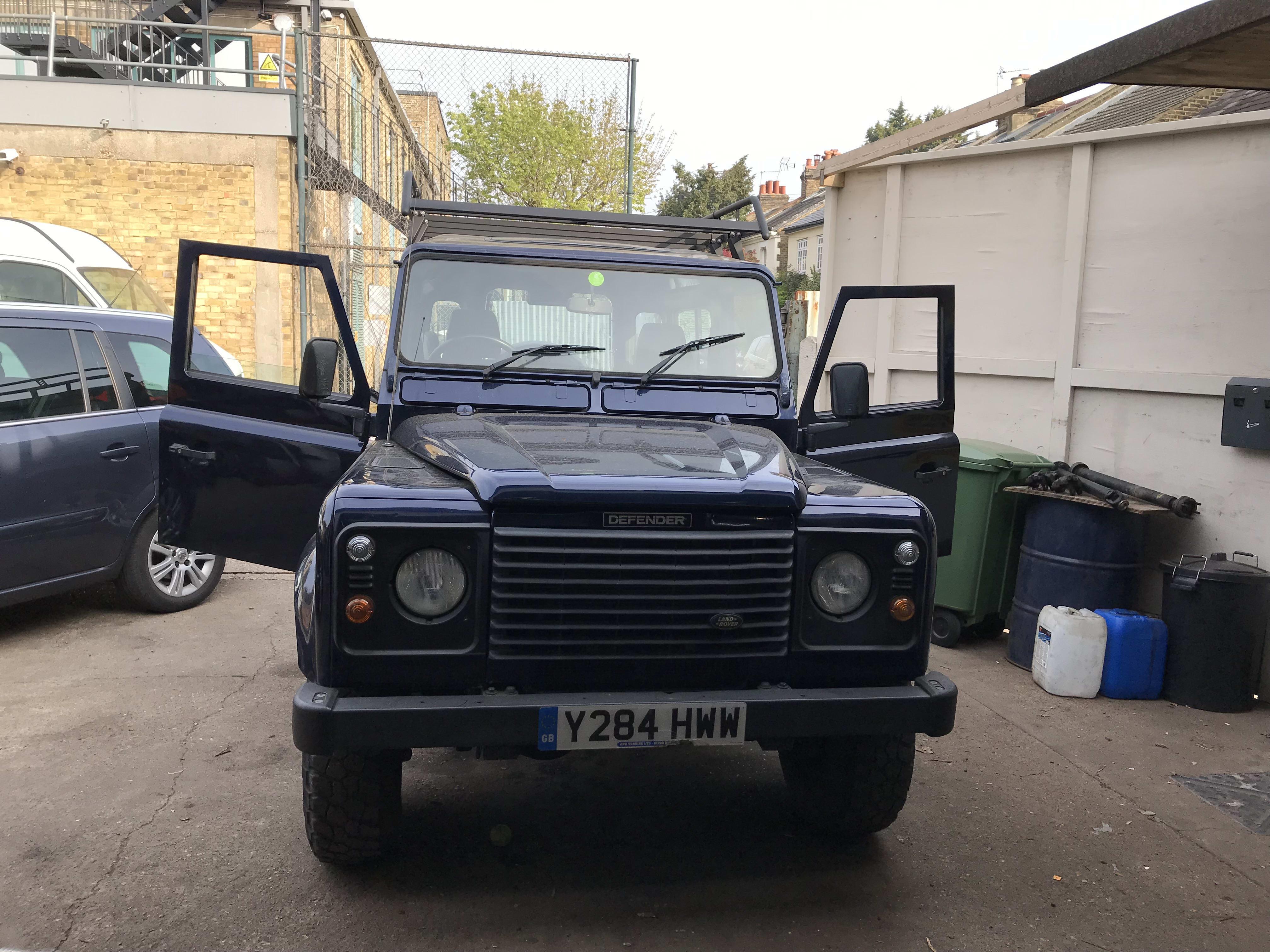 Full Service - Cars