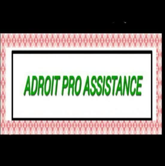 Adroit Pro Assistance