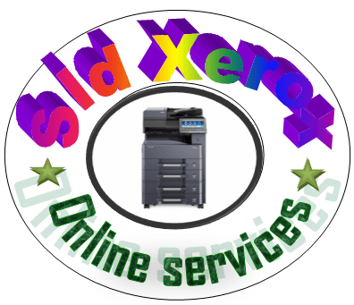 sldxerox and online services