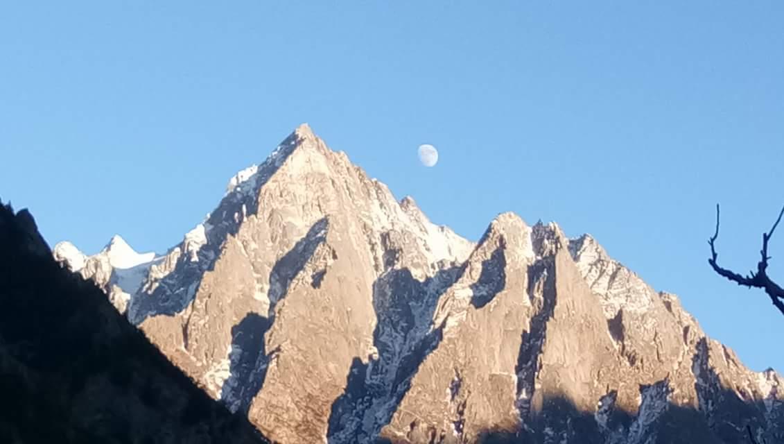 Rock Climbing Shoshala Peak