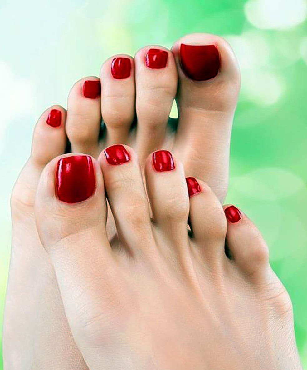 Gel Polish - Feet