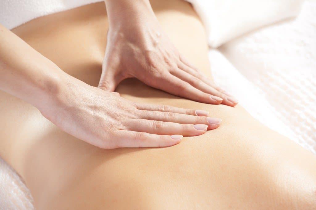 Back, Neck & Shoulder Massage