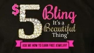 $5 Bling With Virginia Burgos