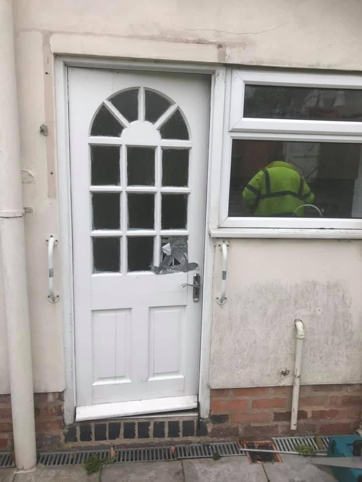 Door Fitting & Repair