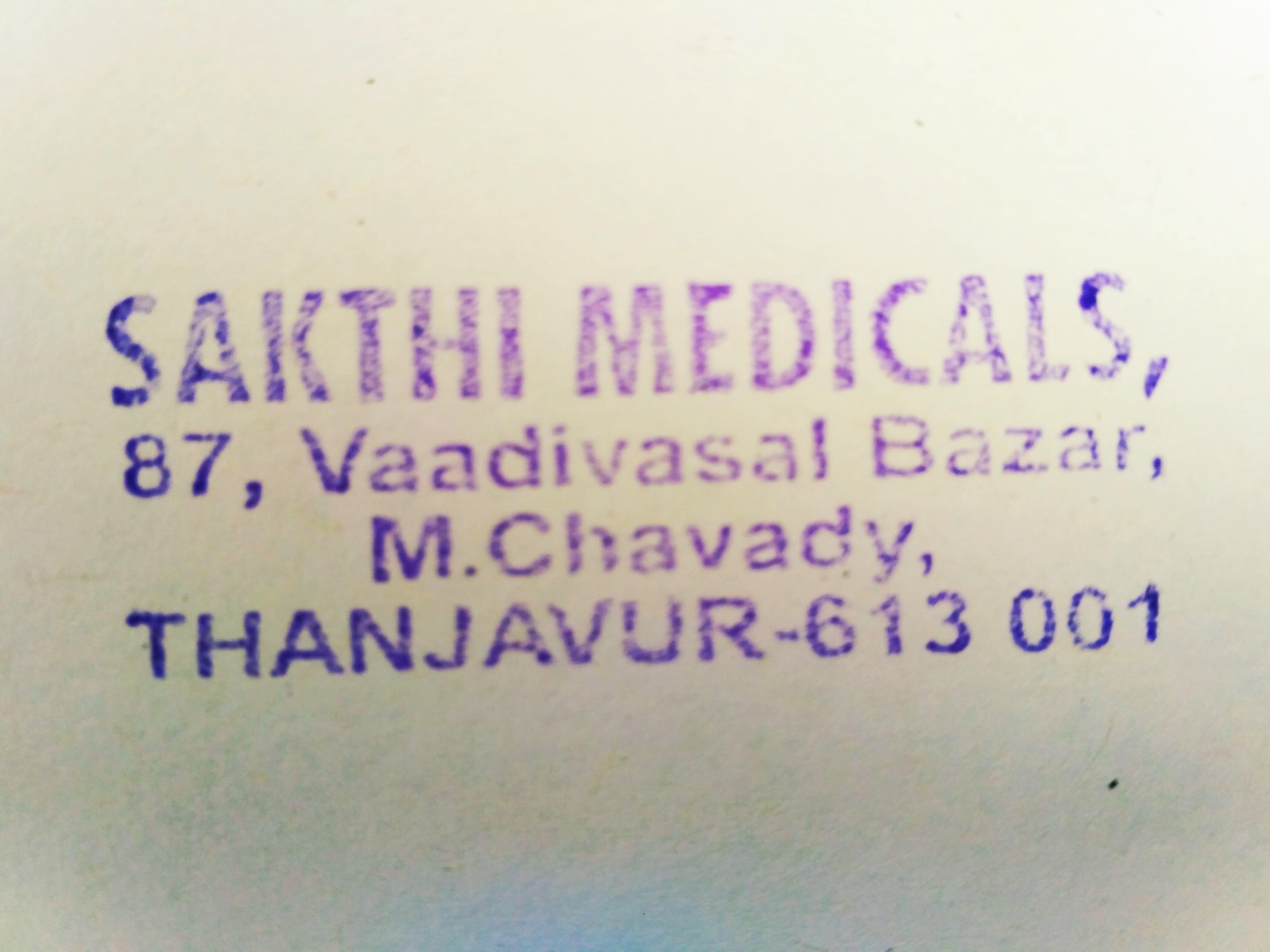 Sakthi Medicals