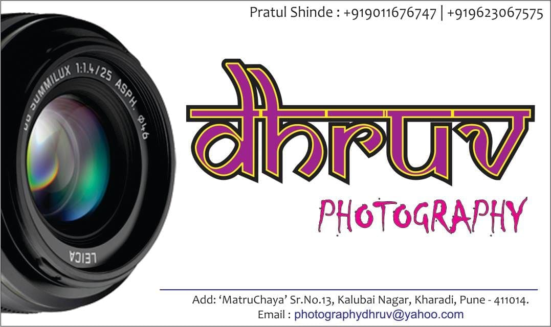 Dhruv Photography