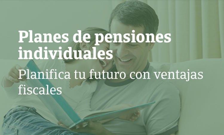 Planes de pensiones personales