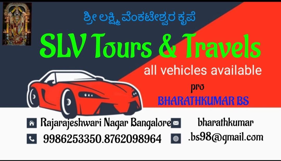 SLV Tours & Travels