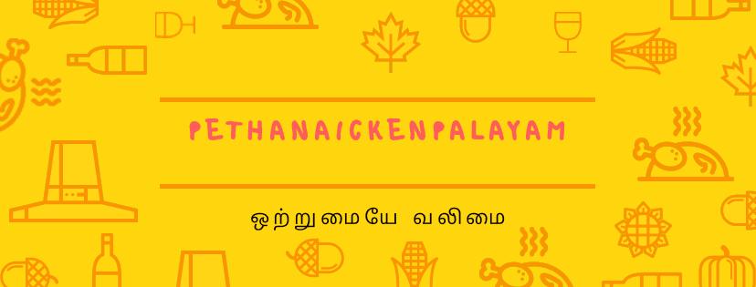 Pethanaickenpalayam