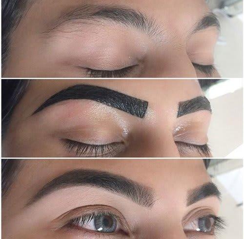 Eyebrow Wax & Tint