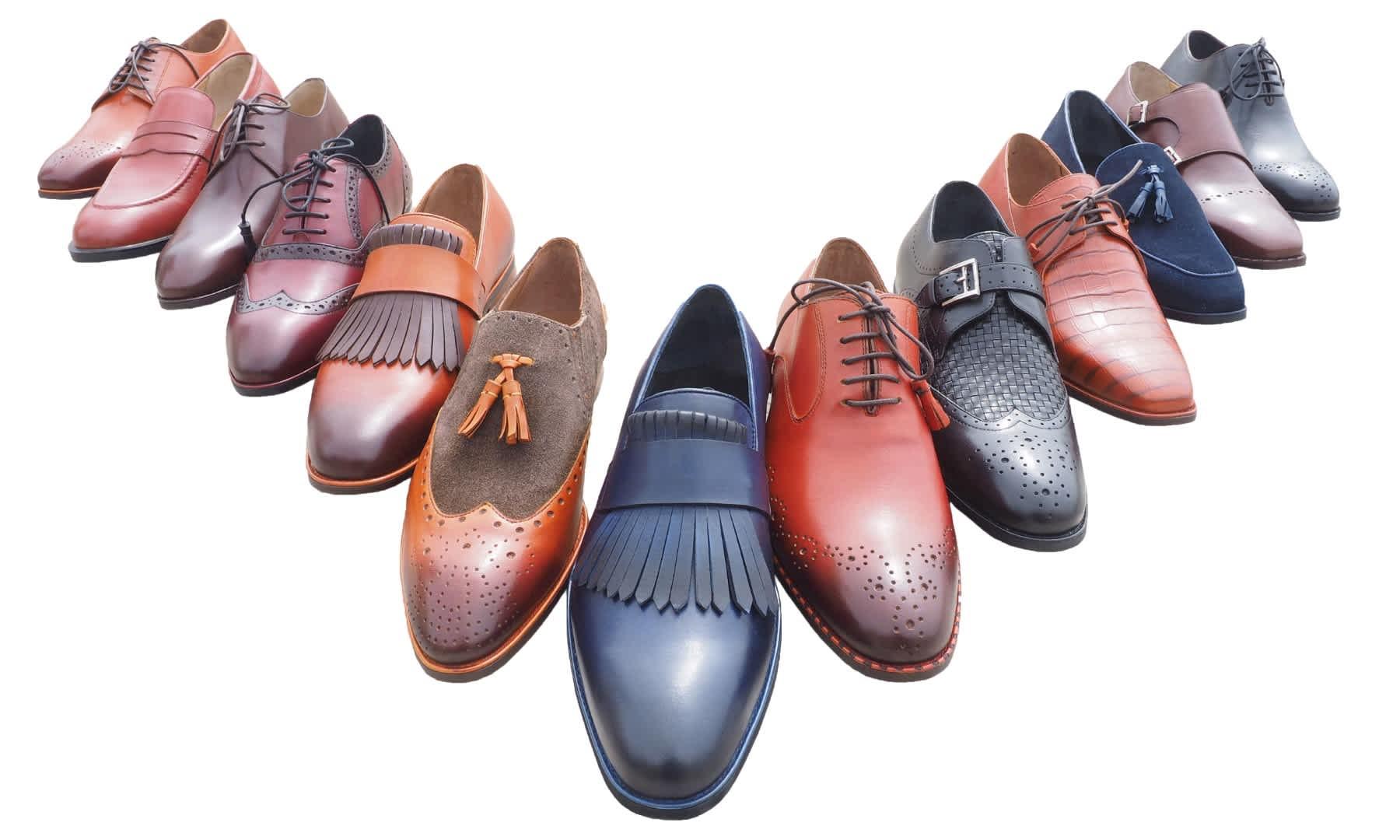 Sale of Luxury Men's Shoes