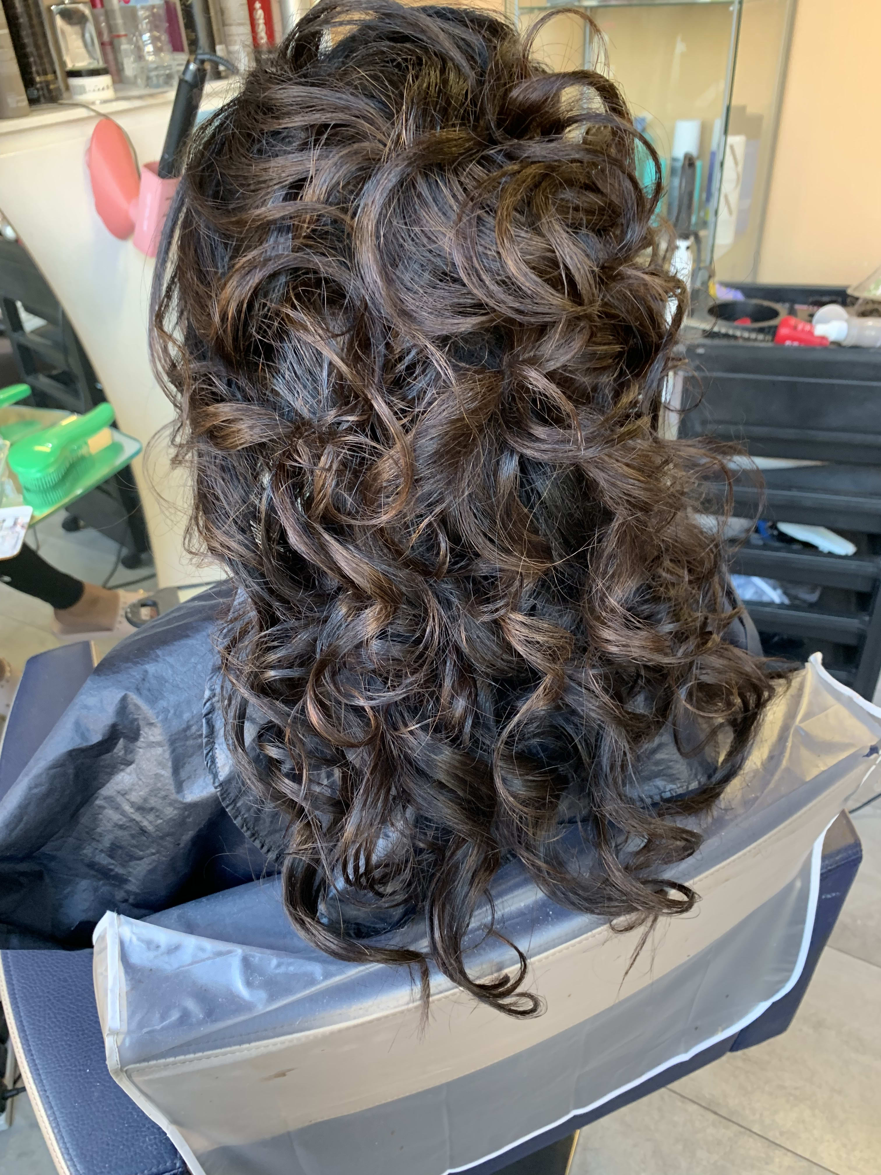 Curly Perm