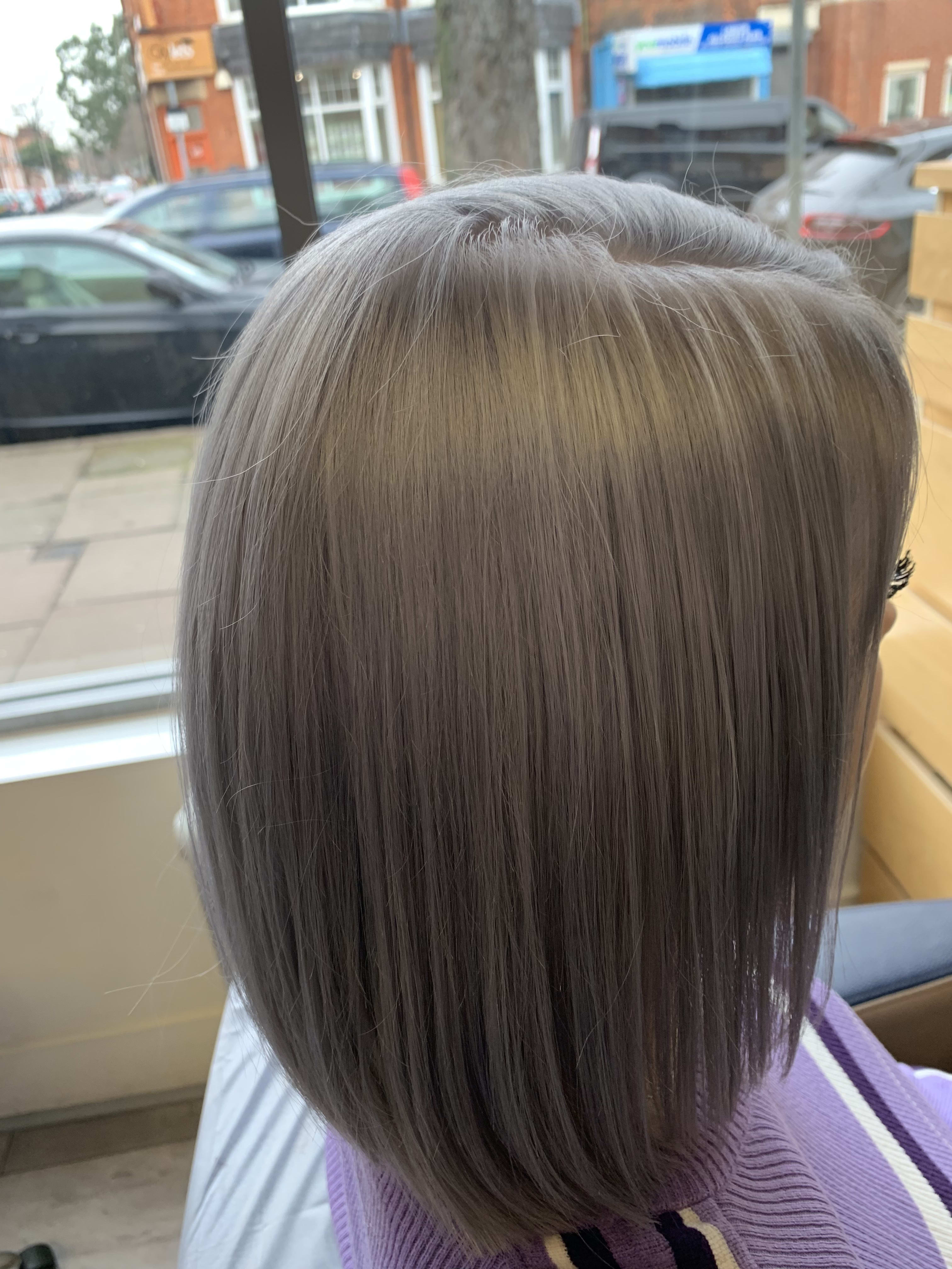 Hair Colouring (Roots)