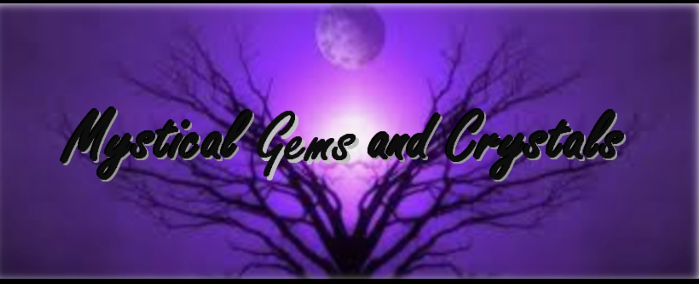 Mystical Gems And Crystals