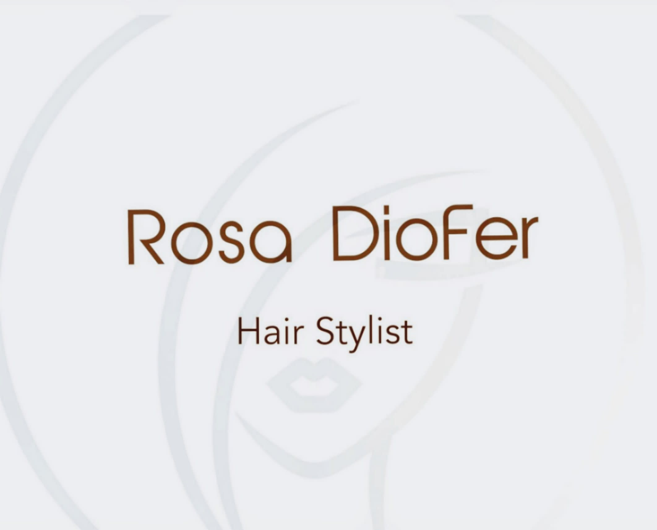 Rosa Diofer Hair Stylist