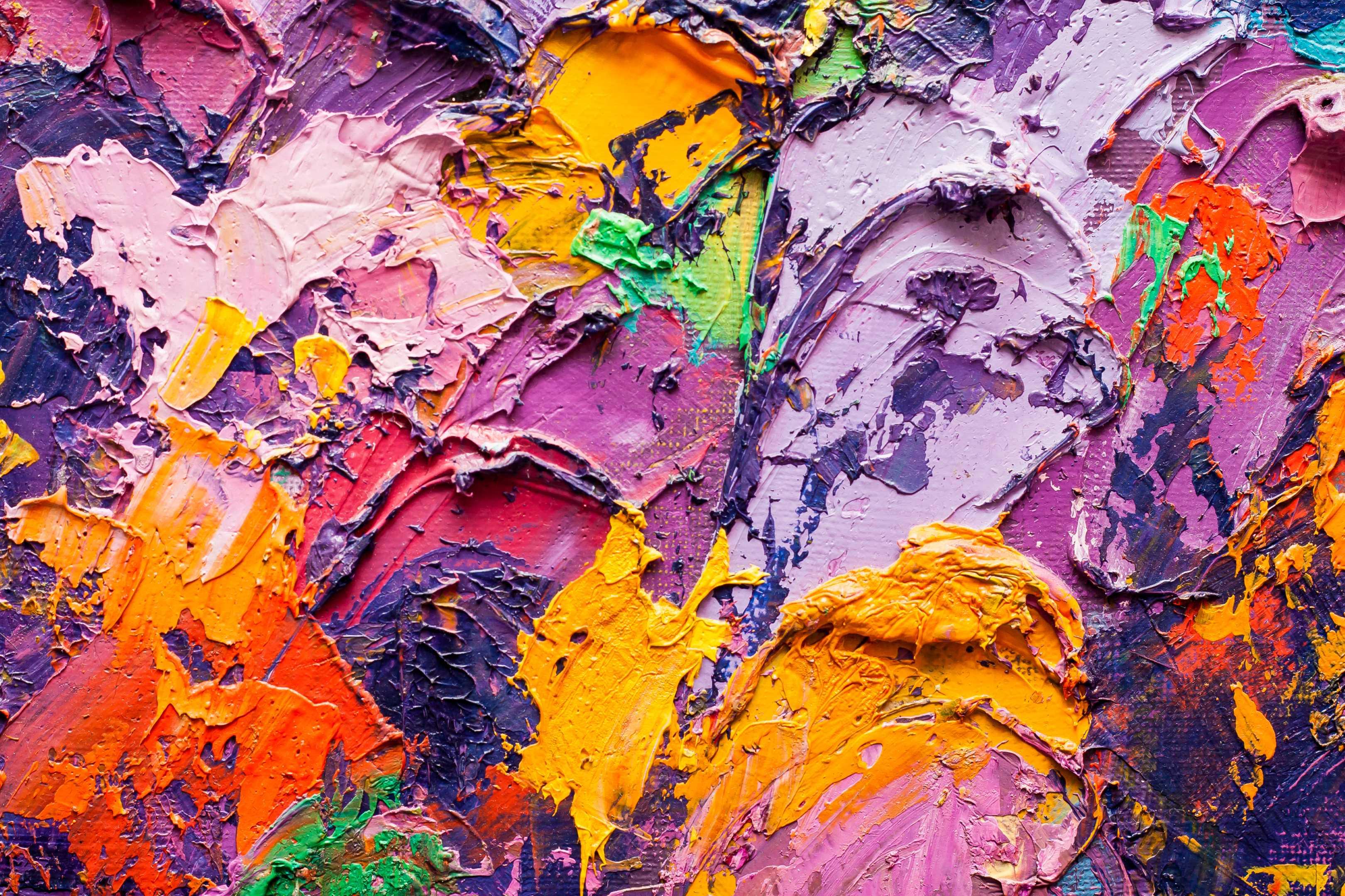 Cuadros al óleo sobre lienzo